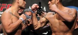 UFC 146 - Weigh In